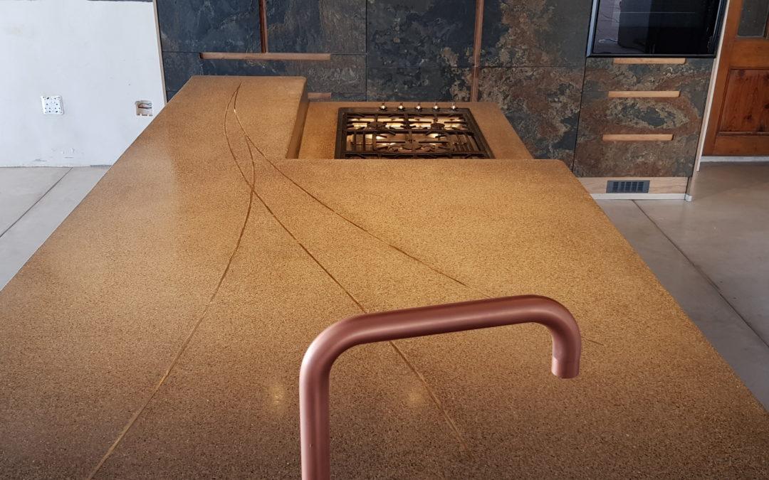 Wilderness Kitchen Unit & Floor